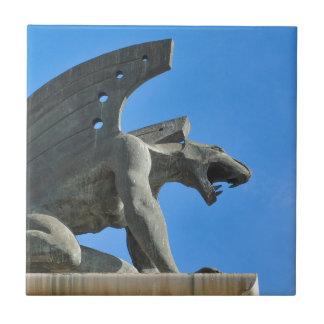 Gargoyle Azulejo Cuadrado Pequeño