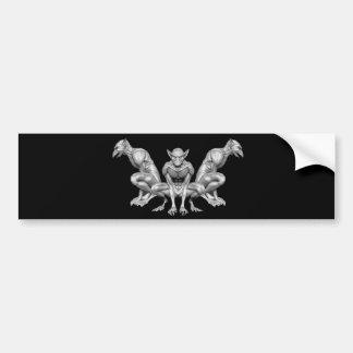 Gargoyle Bumper Sticker