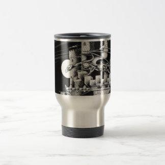 Gargoyle Creature Travel Mug