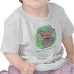 Gargoyle del bebé camisetas