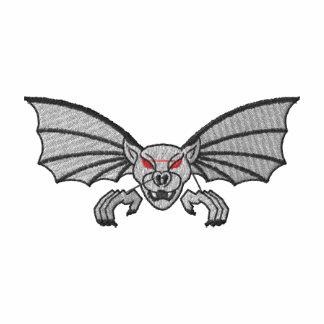 Gargoyle del vuelo polo bordado