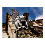 Gargoyle - ESP Postcards