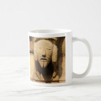 Gargoyle faces mug
