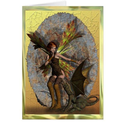 Gargoyle Friend Greeting Card