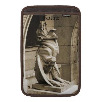 Gargoyle gótico funda para macbook air