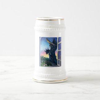 Gargoyle Guardian Beer Stein