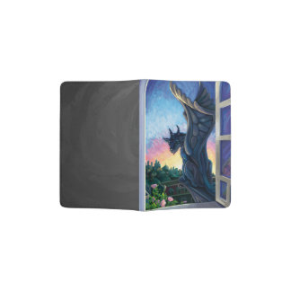Gargoyle Guardian Passport Holder