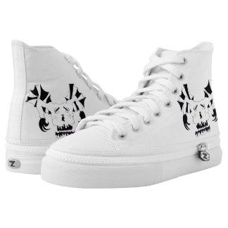 Gargoyle High-Top Sneakers