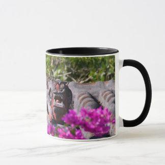 Gargoyle japonés taza