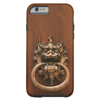 Gargoyle Knocker Tough iPhone 6 Case