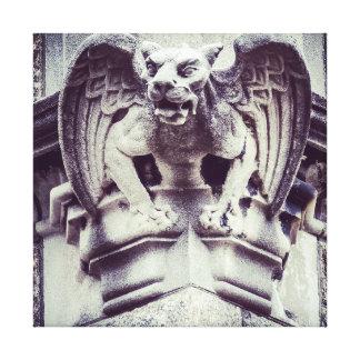 Gargoyle Impresiones De Lienzo