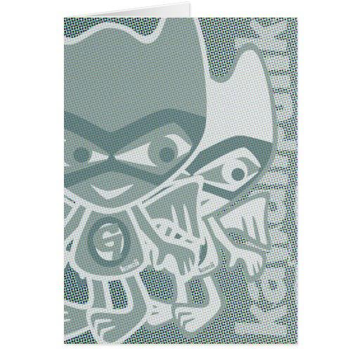 Gargoyle Mascot Cards