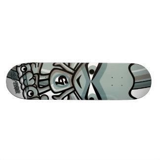 Gargoyle Mascot Skateboard