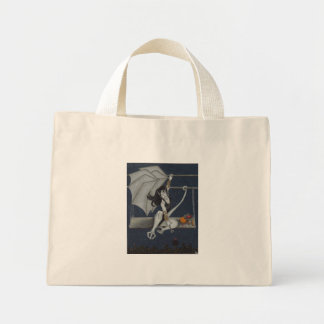 Gargoyle Mechanic Mini Tote Bag