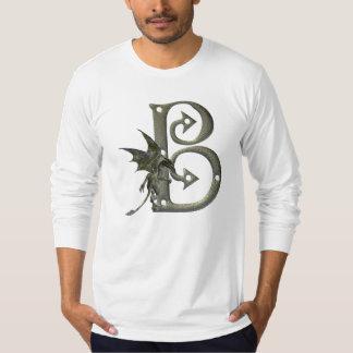 Gargoyle Monogram B T-shirt