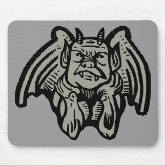gargoyle mouse pad
