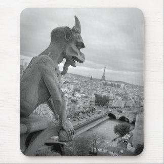 Gargoyle Mousepad de Notre Dame