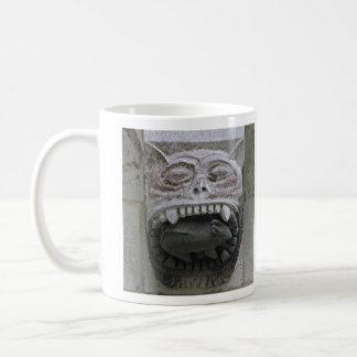 Gargoyle-mouthful mug