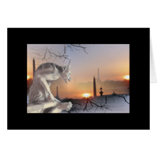 Gargoyle of Notre-Dame! Card