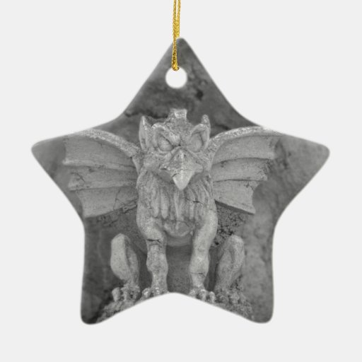 Gargoyle Ornaments Para Arbol De Navidad