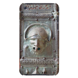 Gargoyle panel from the left door of the portal, 1 barely there iPod case