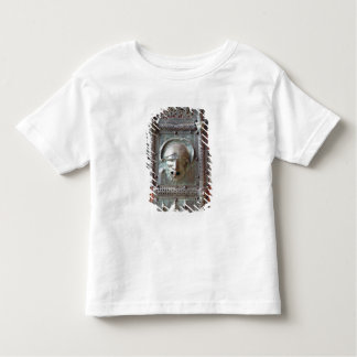 Gargoyle panel from the left door of the portal, 1 toddler t-shirt