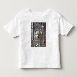 Gargoyle panel from the left door of the portal, 1 toddler t-shirt