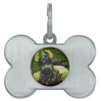 Gargoyle Pet Name Tag