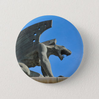 Gargoyle Pinback Button
