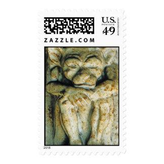 Gargoyle Stamp