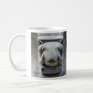 Gargoyle ram mug