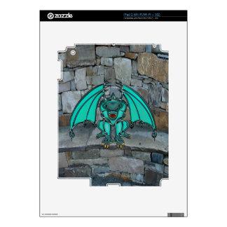 Gargoyle Skins For iPad 2