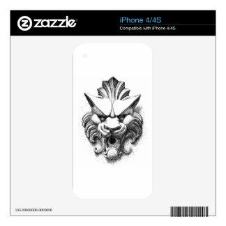 Gargoyle Skins Para iPhone 4