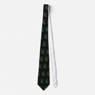 Gargoyle ~ tiled neck tie