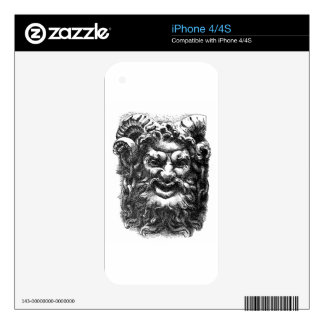 Gargoyles iPhone 4 Skin