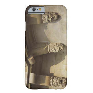 Gargoyles on Pont Neuf bridge in Paris, France Barely There iPhone 6 Case