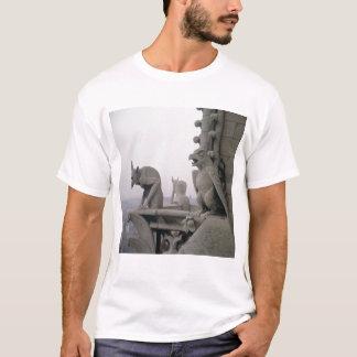 Gargoyles on the balustrade of the Grande T-Shirt