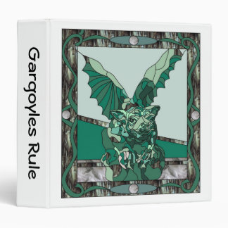 Gargoyles Rule Binder
