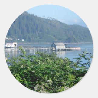 Garibaldi Classic Round Sticker
