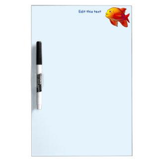 Garibaldi Fish Dry Erase Board
