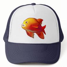 Garibaldi Fish Trucker Hat