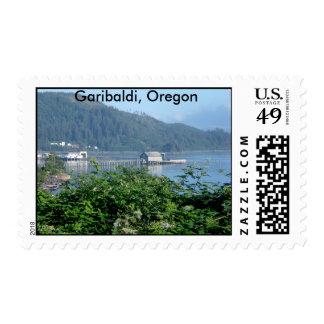 Garibaldi, Oregon Postage