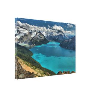 Garibaldi Panorama Ridge Canvas Print