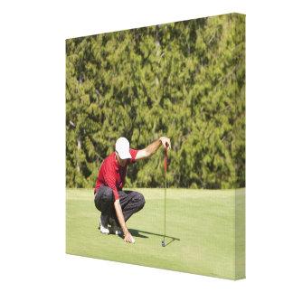 Garibaldi Springs Golf Course, Squamish, B.C. Canvas Prints