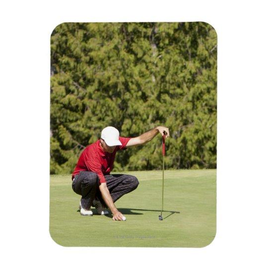 Garibaldi Springs Golf Course, Squamish, B.C. Magnet