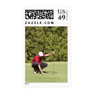 Garibaldi Springs Golf Course, Squamish, B.C. Postage Stamps