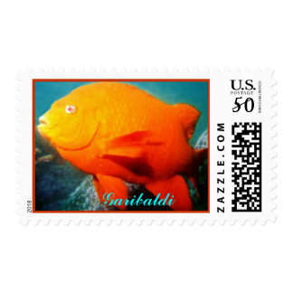 Garibaldifish Postage