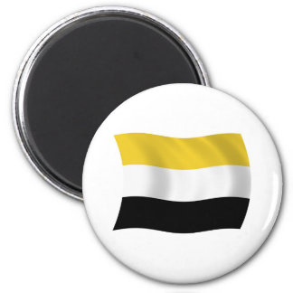 Garifuna Flag Magnet