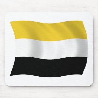 Garifuna Flag Mousepad