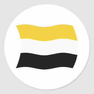 Garifuna Flag Sticker